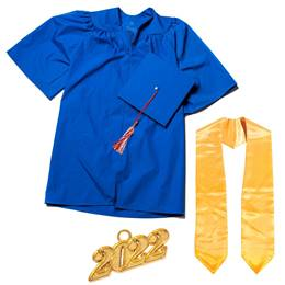 2020 Deluxe Kids Graduation Set