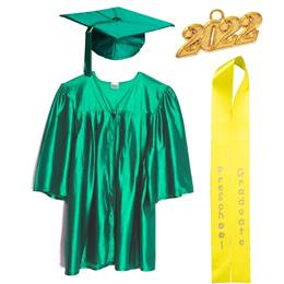 2020  Preschool Child's  Graduation Set